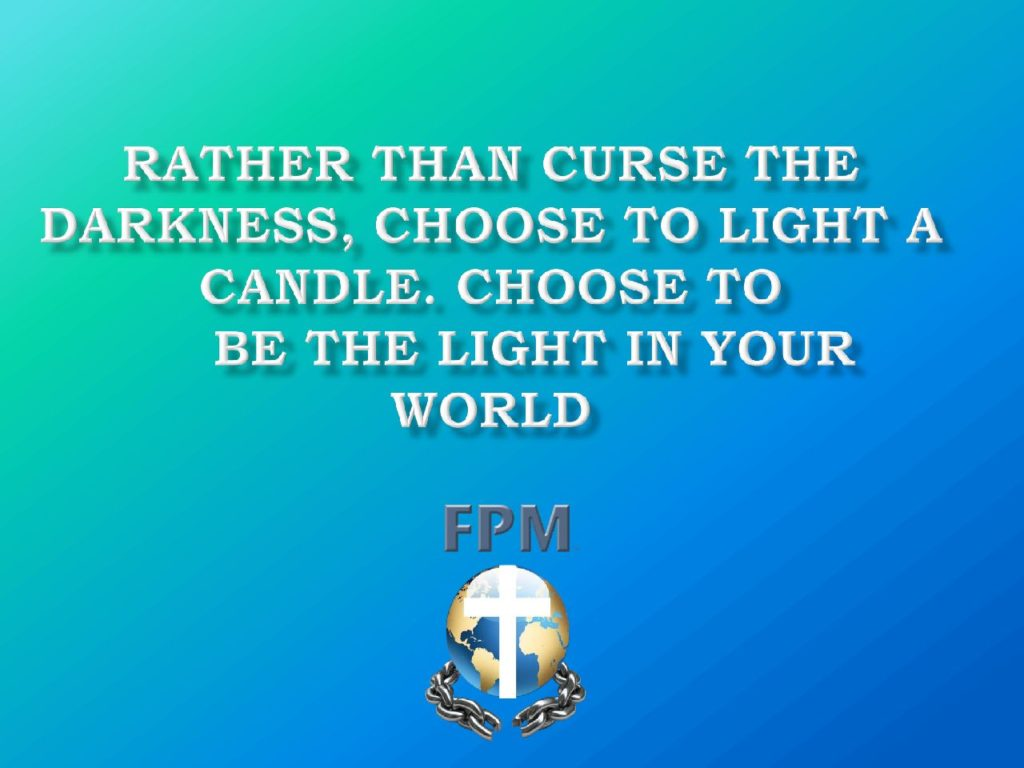 choose light